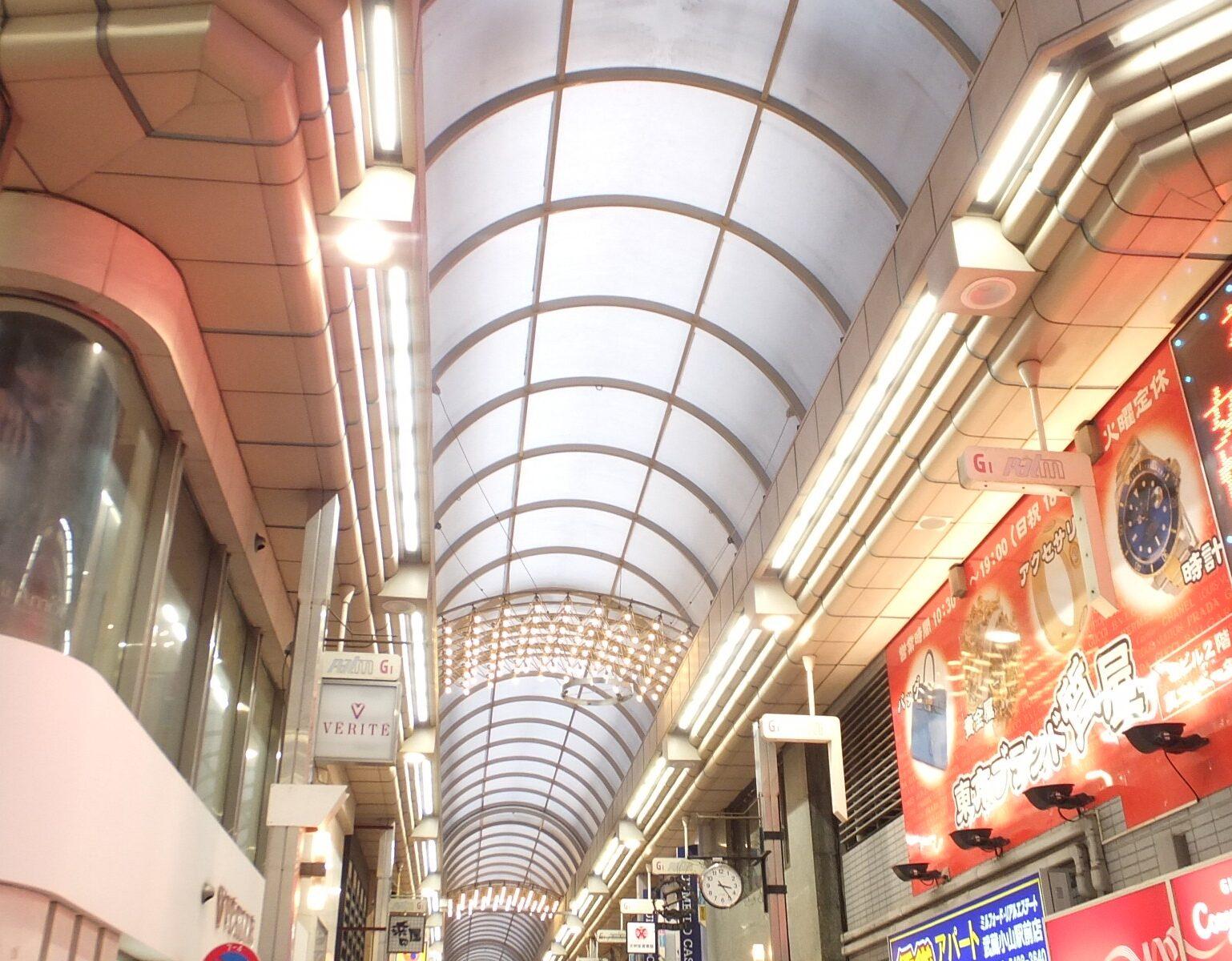 目黒のお不動さんと日本一の長さを誇るアーケード武蔵小山商店街パルムをおさんぽ